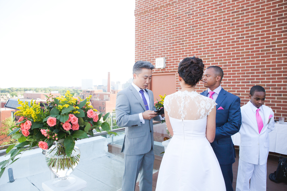 georgetown wedding, rooftop georgetown wedding, the graham hotel, the graham hotel wedding, small rooftop wedding, dc wedding photographer, dc rooftop wedding, Virginia wedding photographer, allison hopperstad photography, jimmy choo wedding shoes, georgetown washington dc, georgetown dc wedding
