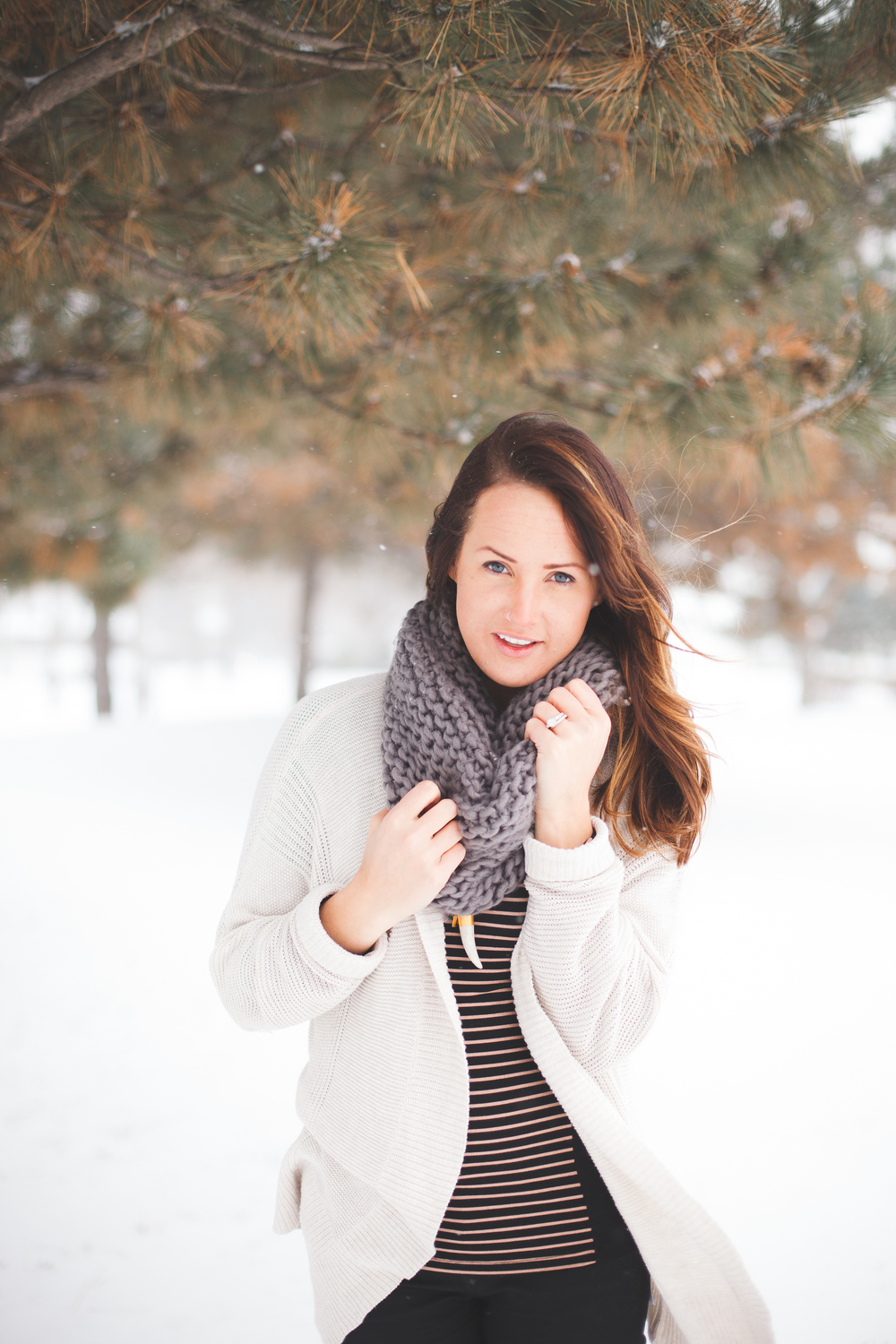 Portrait Photographer, Headshots, Portrait Photography, MN Portrait Photographer, MN Headshot Photographer, Snowy Portraits, Snowy Minnesota Portraits, Minnesota Snow Photography, Snow Portraits, Meg Ann Photography, Allison Hopperstad Photography