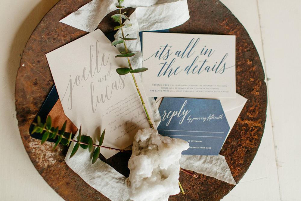 www.allisonhopperstad.com, Wedding Stationery, Wedding Invitation Designer, Custom Wedding Stationery, Wedding Invitations, Geometric Wedding Invitations, Day Block Event Center