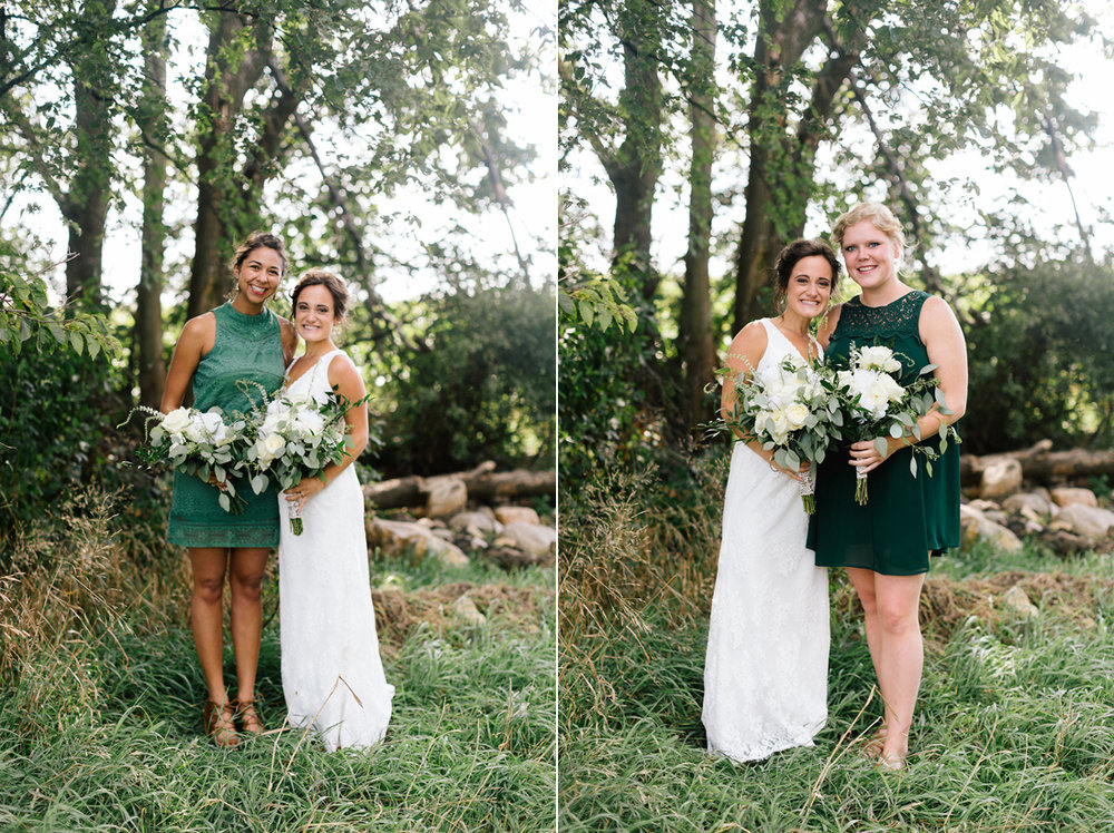 www.allisonhopperstad.com, Midwest Wedding Photographer, South Dakota Wedding, The Canton Barn, neutral wedding colors, green bridesmaids dresses, Outdoor wedding, Minnesota Wedding Photographer