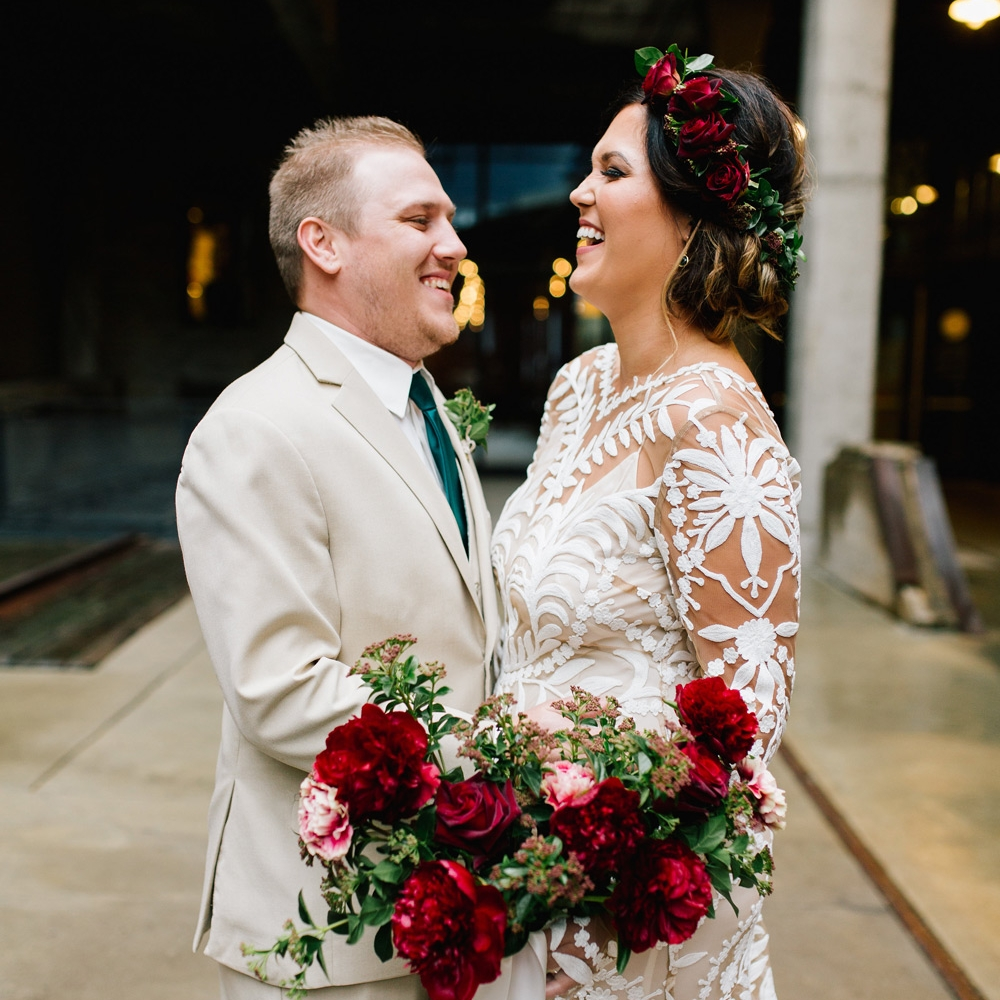 AVERY + NICK // MILL CITY MUSEUM WEDDING