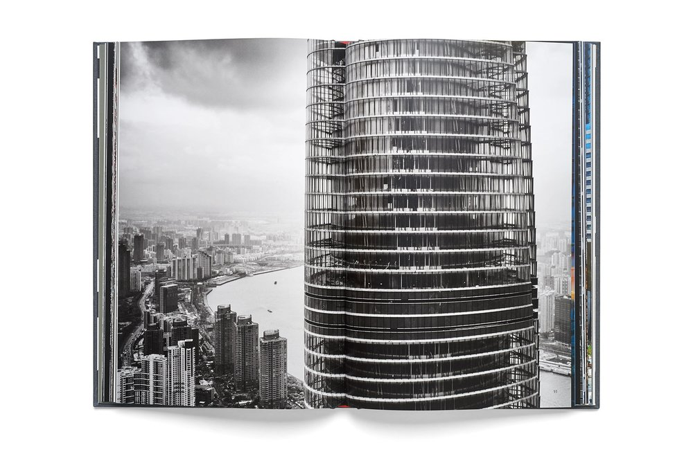 Shanghai Tower book