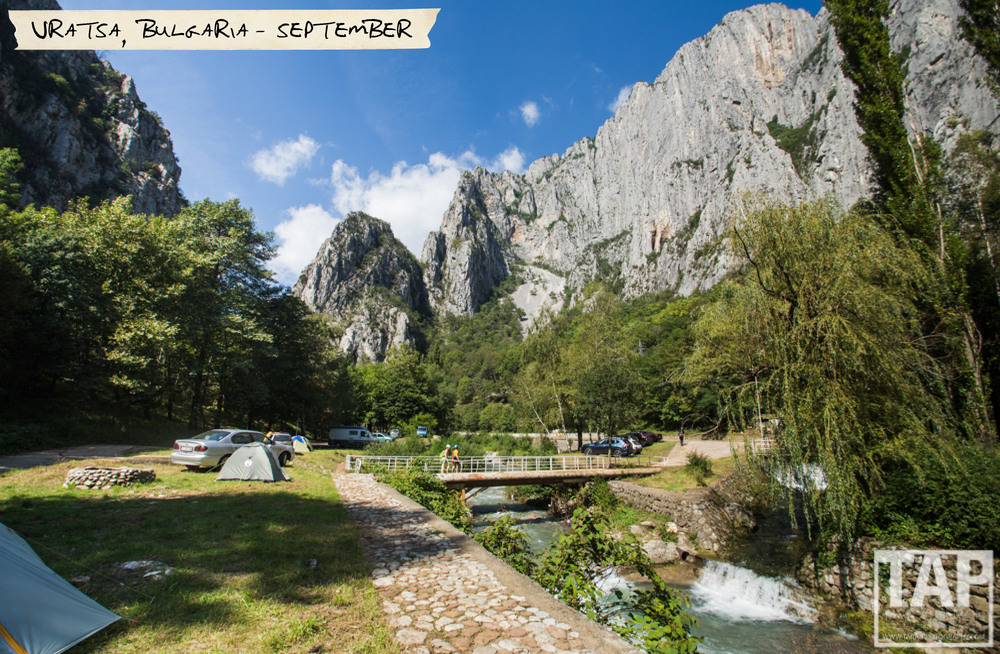 Vratsa is located at the foot of the chain of the Balkans, approximately 120 km North of Sofia, the capital of Bulgaria. Around the town stretches one of the richest collections of karst formations in Eastern Europe.