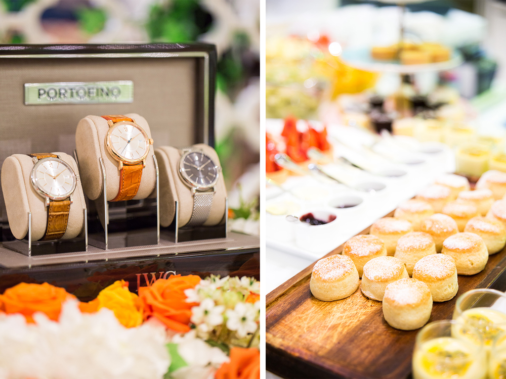 Event photography for the IWC Ladies brunch over the summer.