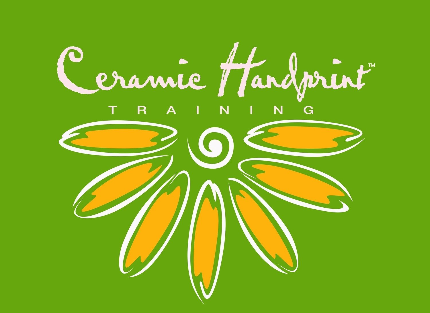 Ceramic Handprint Home Based Business