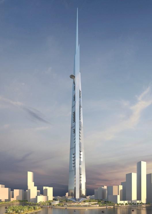 Kingdome Tower/Adrian Smith+Gordon Gill Architecture
