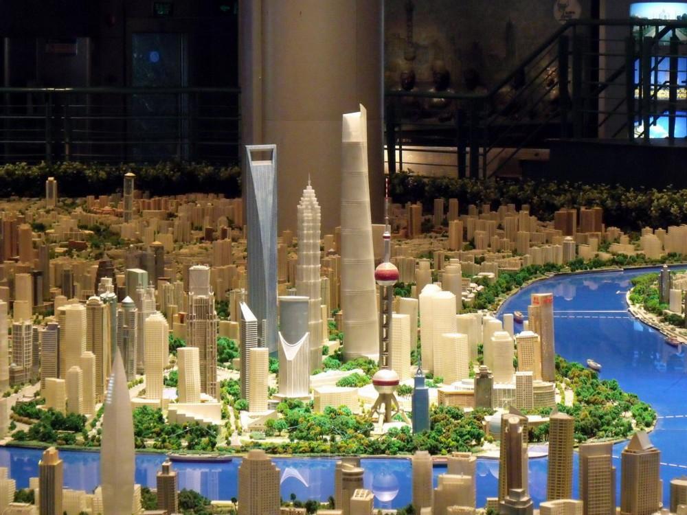Shanghai Tower/Gensler.Image © David Astorga