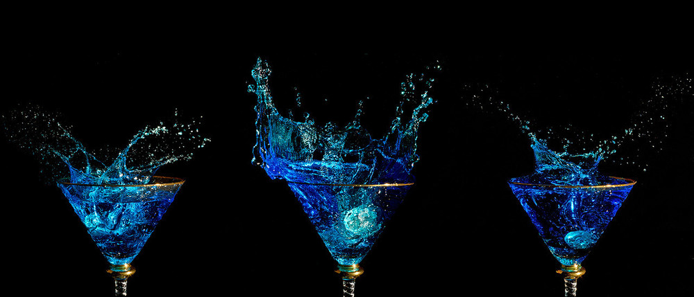 Blue Bombay Blast