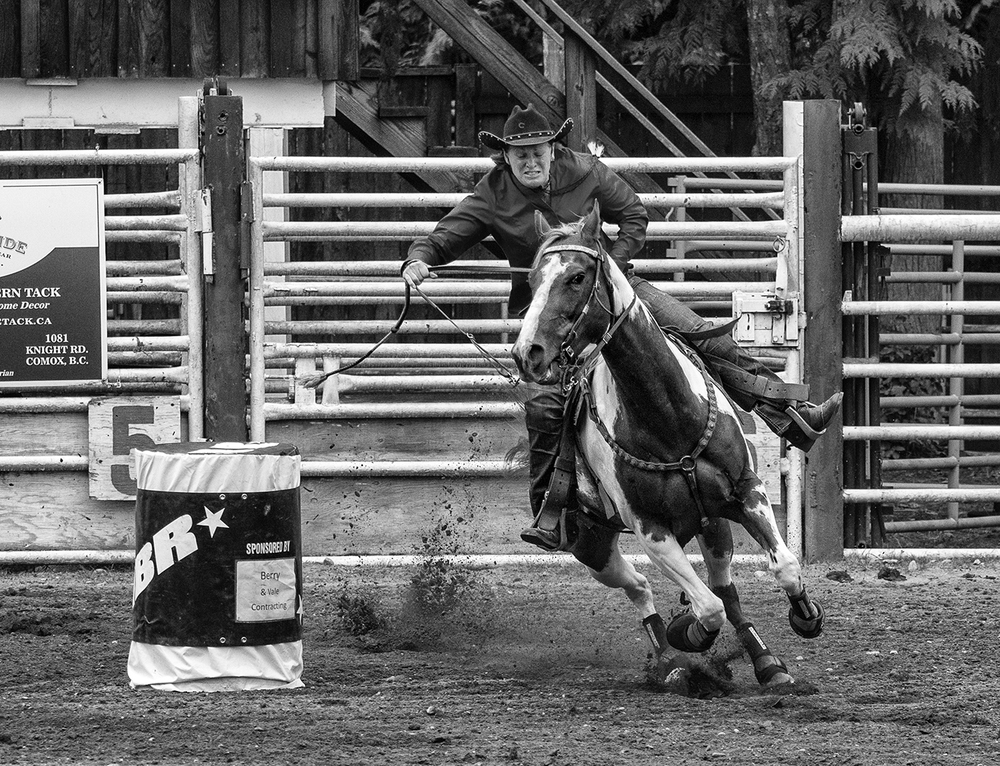 Coombs Barrel Riding-2 bw.jpg