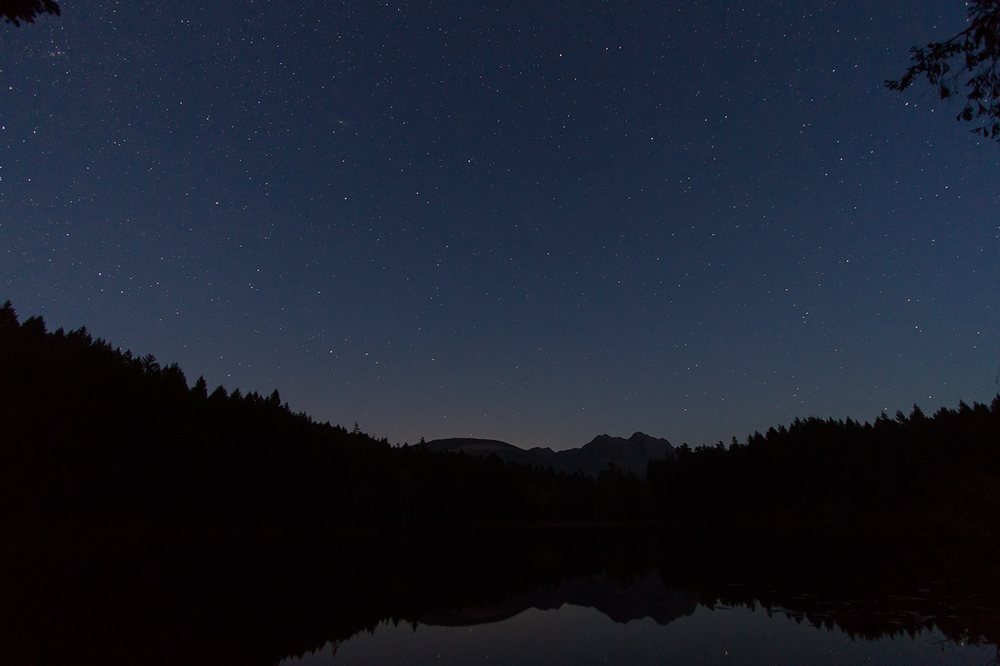 Loon Lake Starscape