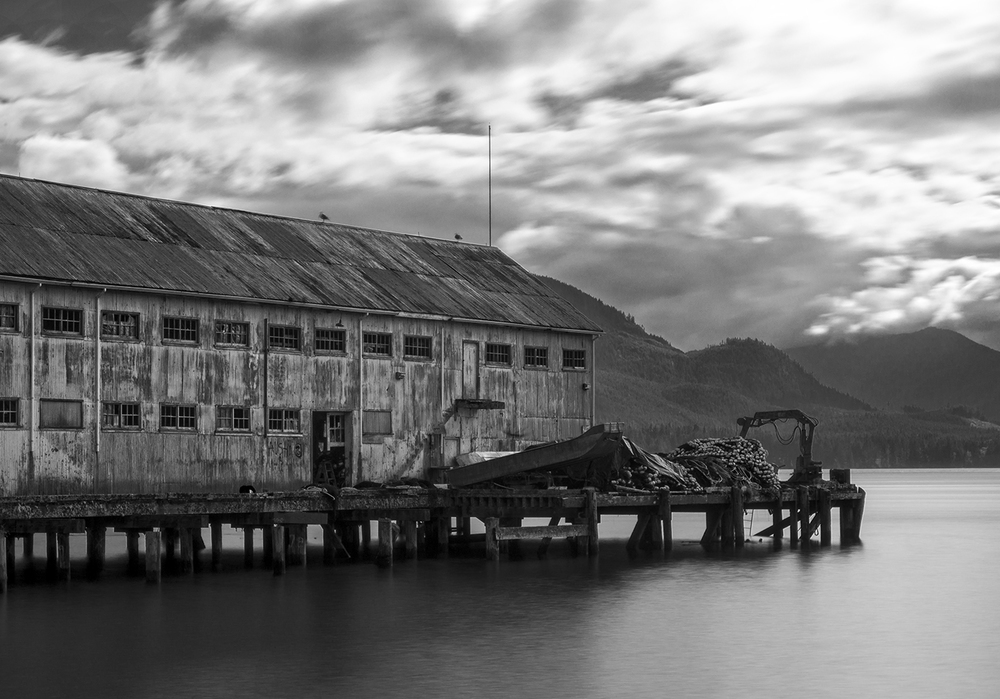 Alert Bay Cannery