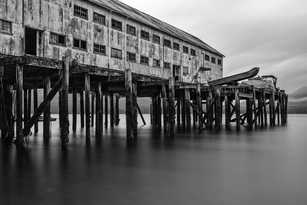 Alert Bay Cannery bw.jpg