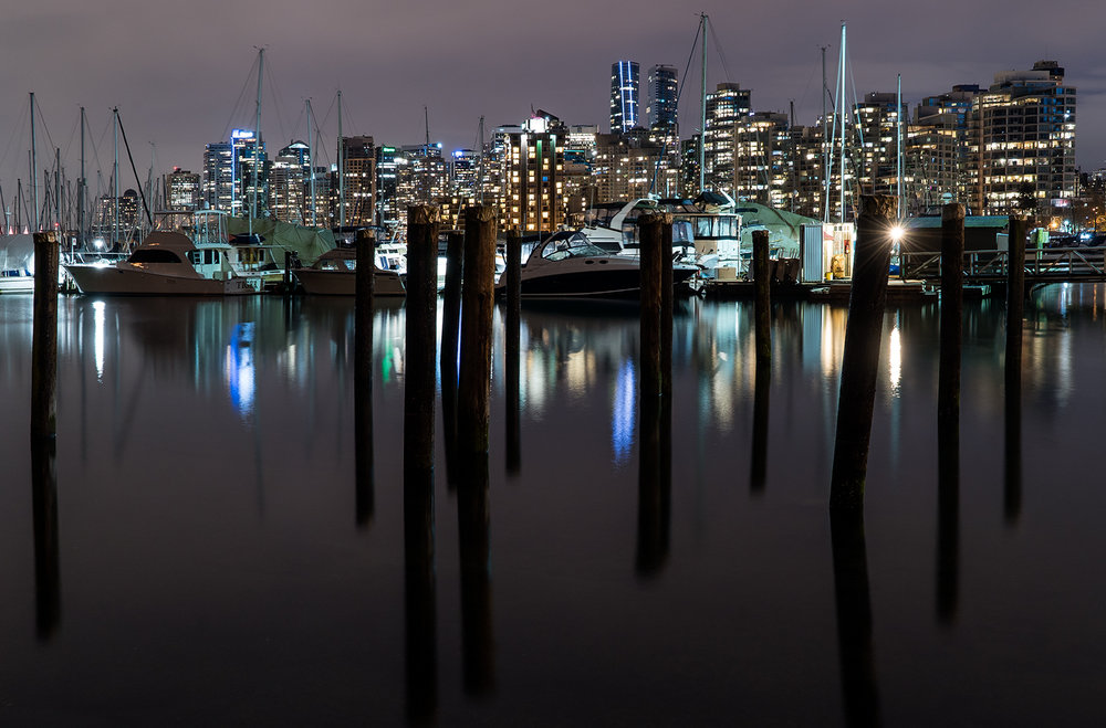 Vancouver Yacht Club At Twilight.jpg