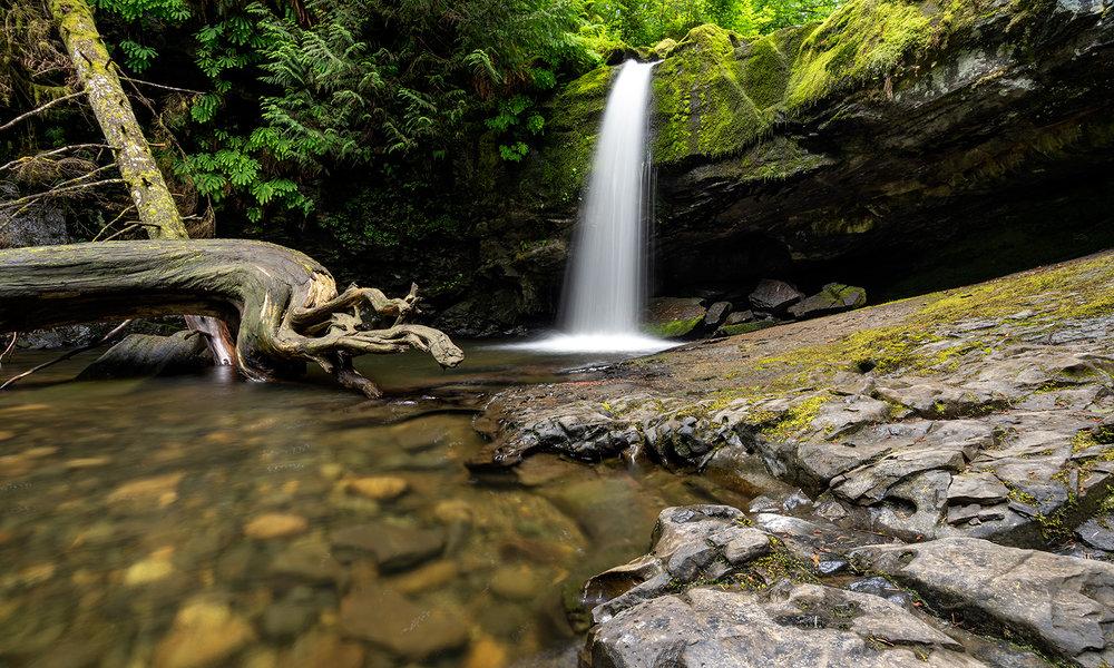 Stocking Creek Falls