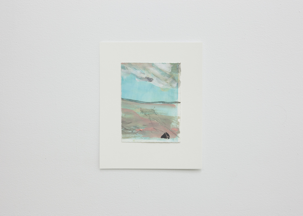 dreaming of fishing platforms III