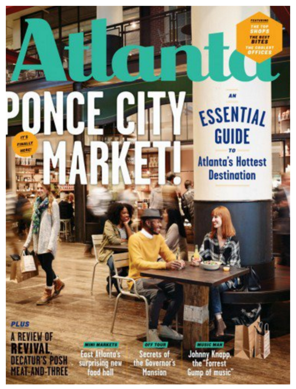 Atlanta Magazine | December 2015 Issue