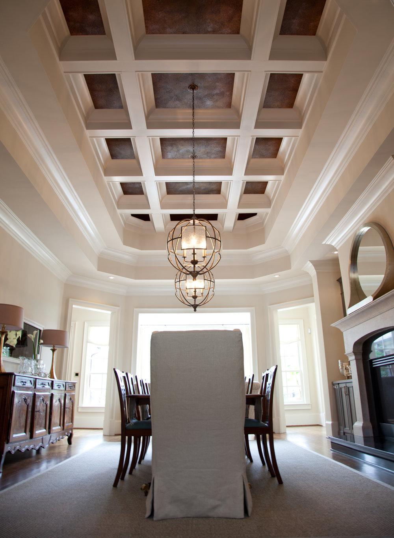 mikoandboone/diningroom/ceiling/lightfixture/fauxpainting