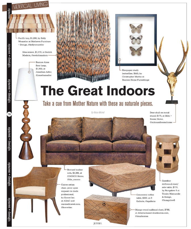 Jezebel | October 2016 | Vertical Living | The Great Indoors
