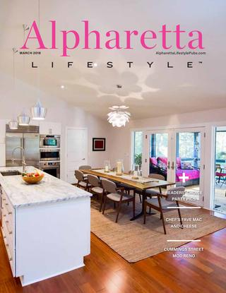 Alpharetta Lifestyle | March 2018
