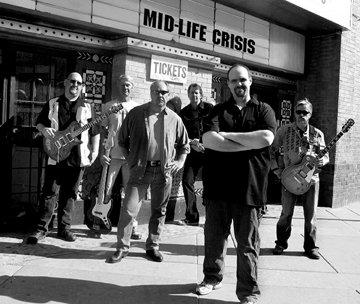 Band - Mid-Life Crisis