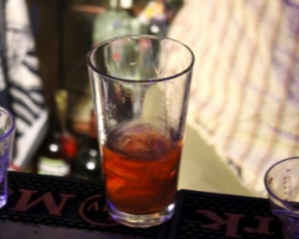 Mmmm stirred whiskey cocktails...
