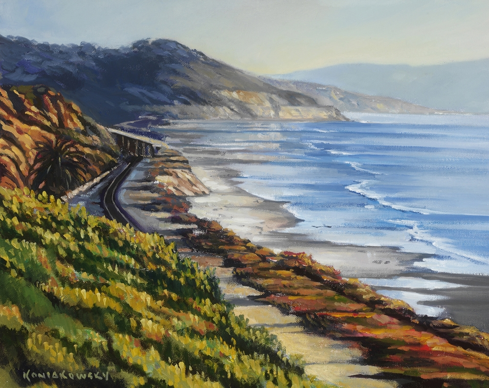 Torrey Pines from Del Mar