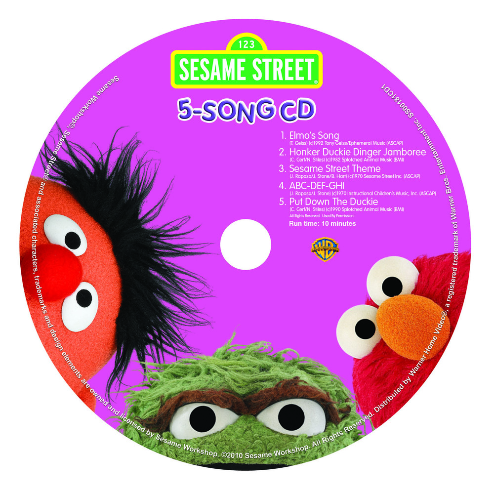 Elmo's Rainbow CD Sampler Label.jpg