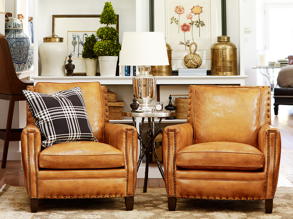 Leather Furniture And Fabric Chair Interior Design ~ Collections — bluestone main