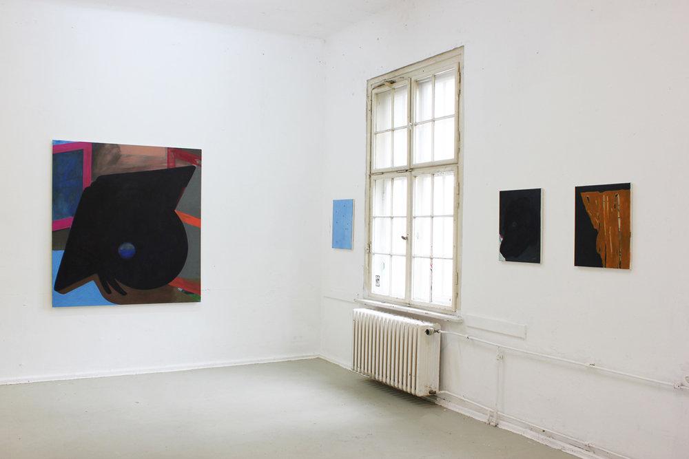 GlogauAIR Residency, 2017, Berlin