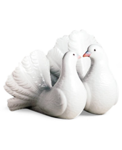 Lladro kissing Doves Macy's