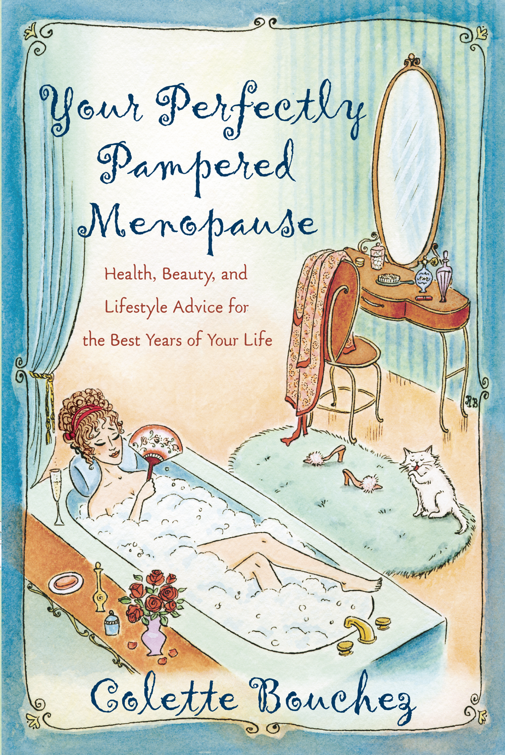 Collette Bouchez Perfectly Pampered Menopause