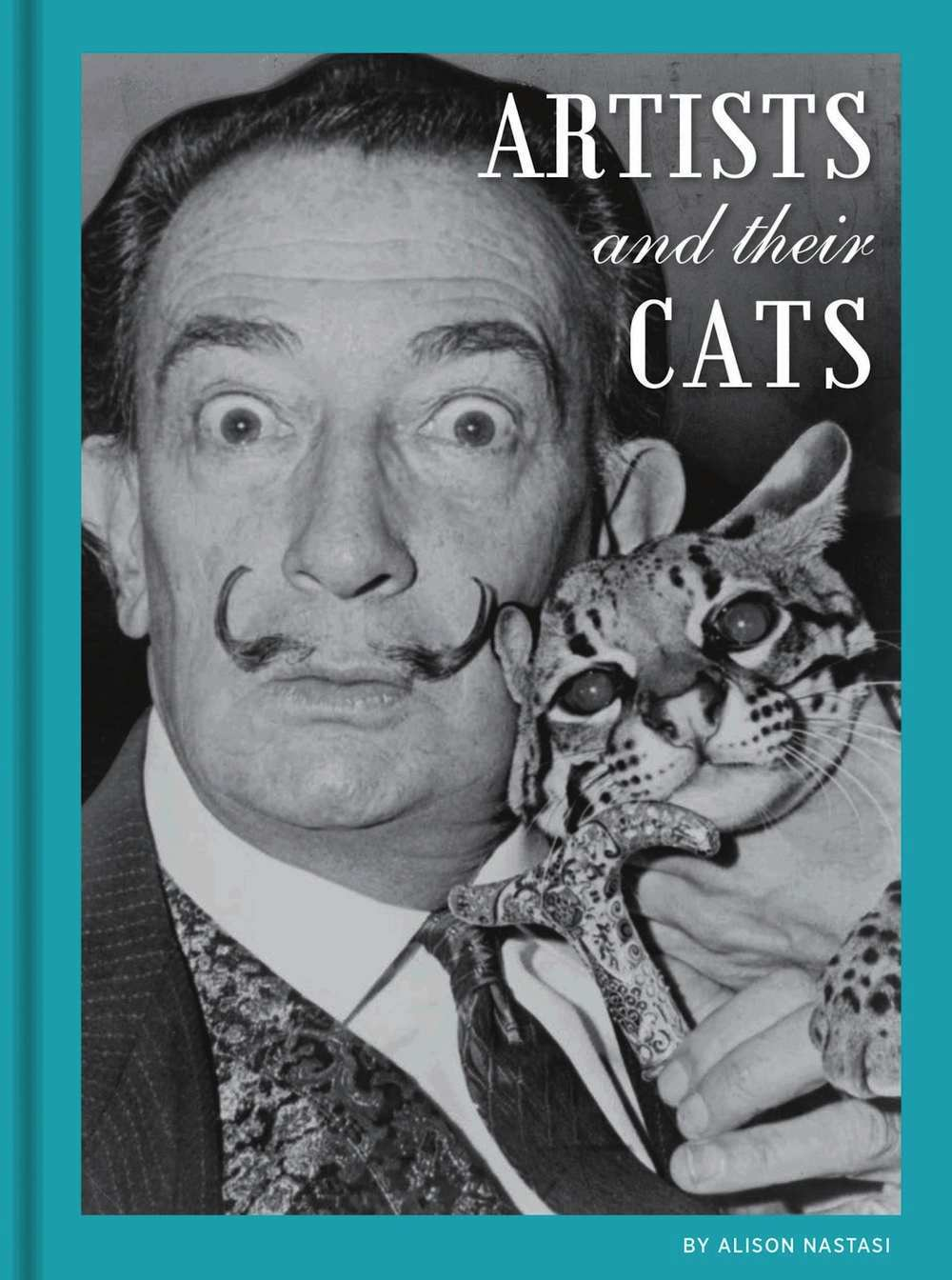 artists and their cats allison nastasi book chronicle.jpg
