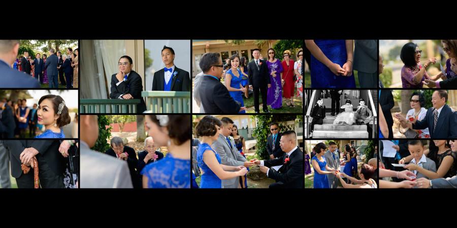Sunol Valley Golf Club Wedding Photos - Mai + Hai - by Bay Area wedding photographer Chris Schmauch www.GoodEyePhotography.com