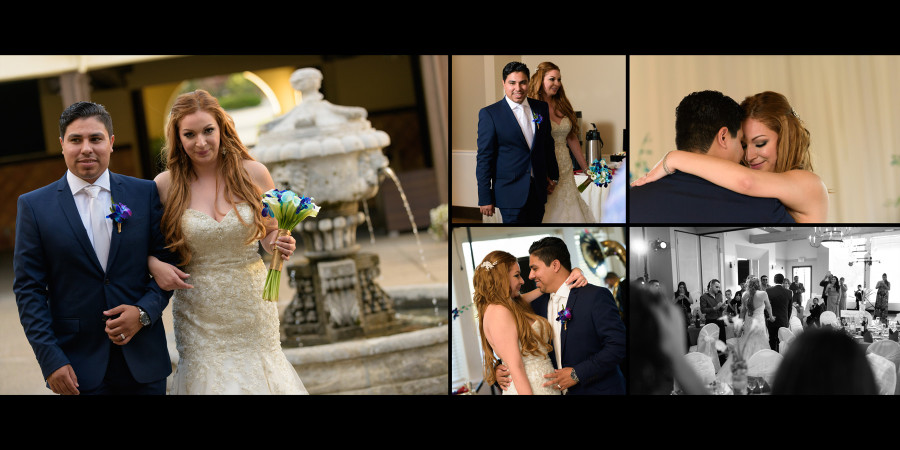 Carmel - Rancho Canada Golf Club Wedding Photos - Yuriana and Ruben - by Bay Area wedding photographer Chris Schmauch