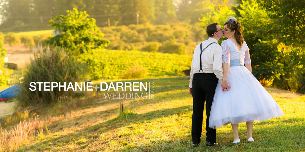 Intro - Title - Private Estate wedding in Sebastopol, CA - by Bay Area wedding photographer Chris Schmauch
