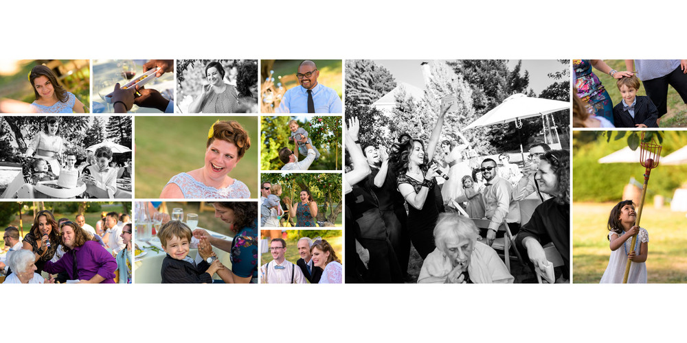 Candid moments - Private Estate wedding in Sebastopol, CA - by Bay Area wedding photographer Chris Schmauch