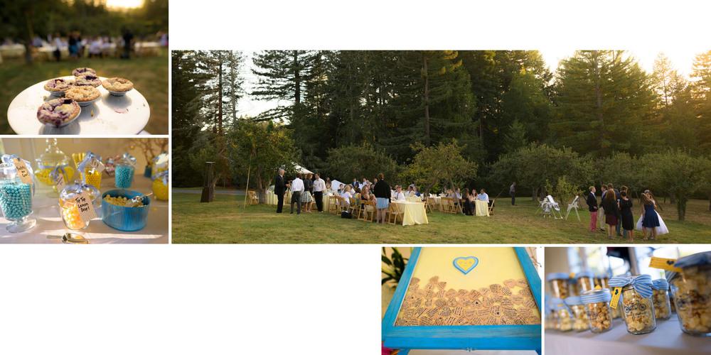 Details - Private Estate wedding in Sebastopol, CA - by Bay Area wedding photographer Chris Schmauch