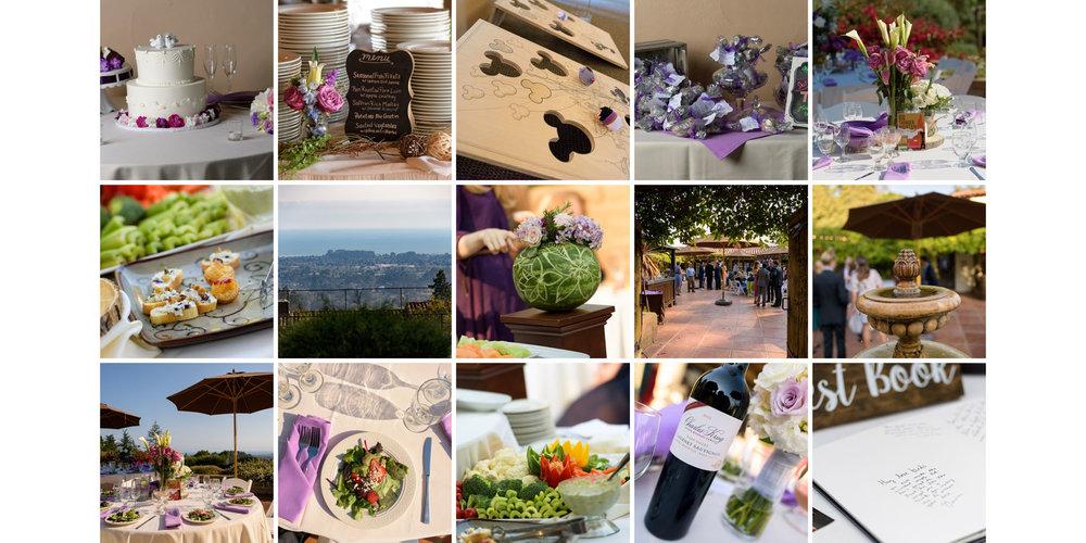 Wedding details - Kennolyn Wedding Photos in Soquel - by Bay Area wedding photographer Chris Schmauch