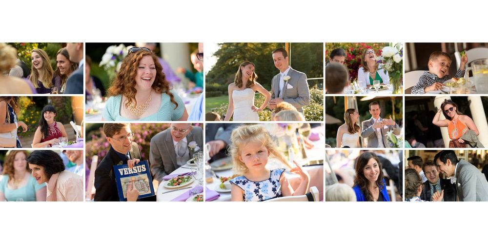 Guest candids - Kennolyn Wedding Photos in Soquel - by Bay Area wedding photographer Chris Schmauch