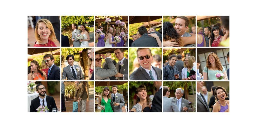 Candids - Kennolyn Wedding Photos in Soquel - by Bay Area wedding photographer Chris Schmauch