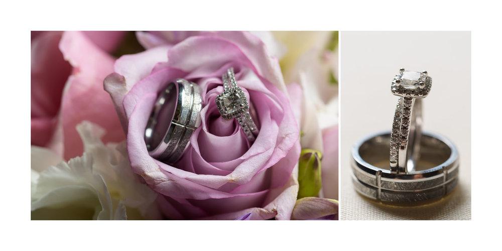 wedding rings - Kennolyn Wedding Photos in Soquel - by Bay Area wedding photographer Chris Schmauch