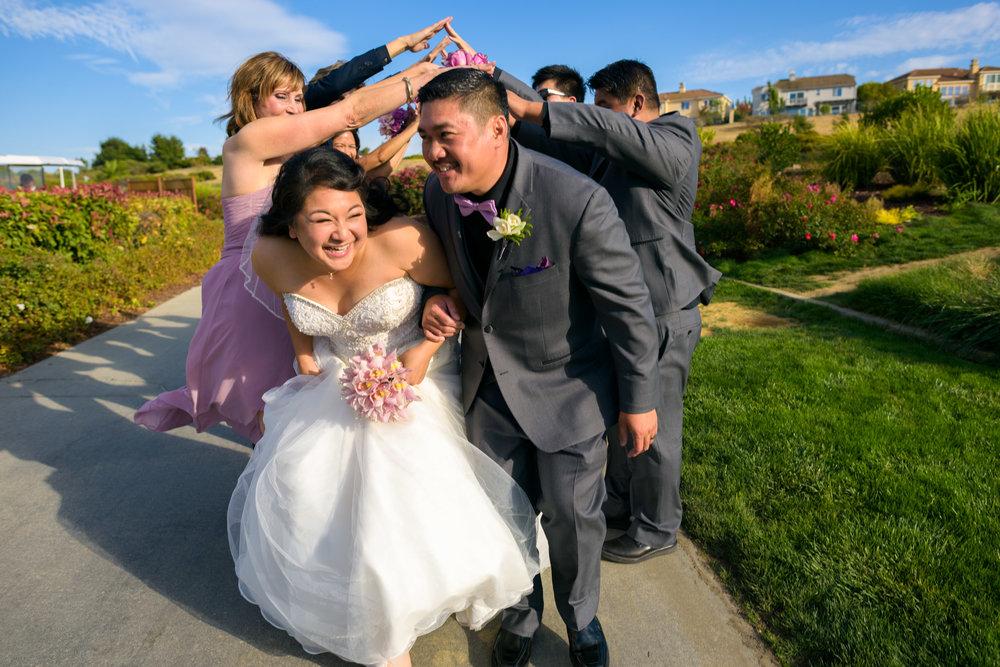 The Bridges Golf Club San Ramon Wedding Photography by Bay Area