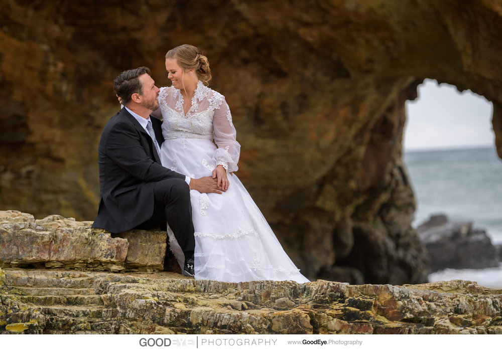 Panther Beach Santa Cruz Wedding Photos - Bride and Groom - bridal portraitsPanther Beach Santa Cruz Wedding Photos - Bride and Groom - bridal portraits