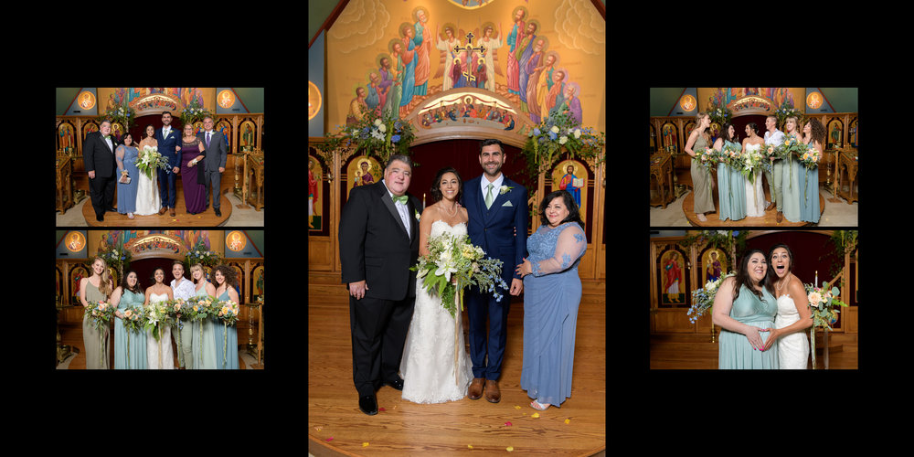 Sts Peter and Paul Orthodox Church - Ben Lomond Wedding Photogra