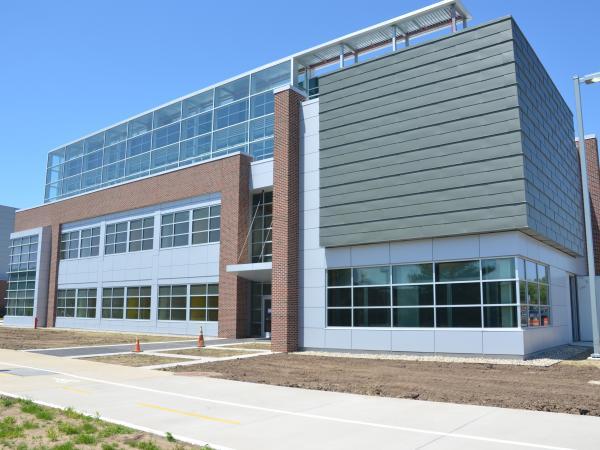 Living Lab Building Exterior © Purdue University