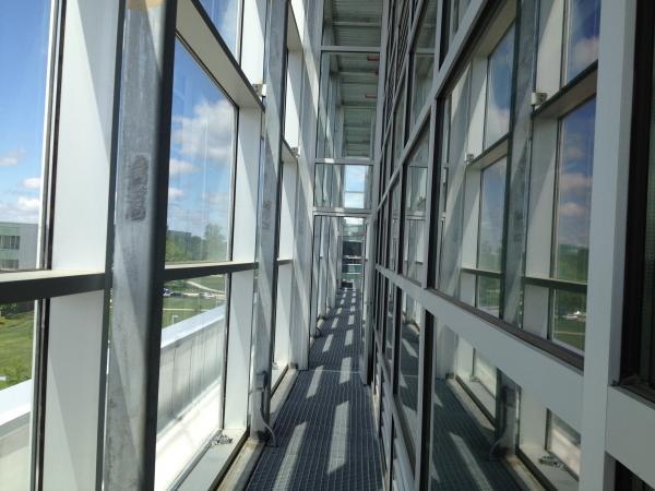 Living Lab Double Facade© Purdue University
