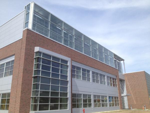 Living Lab Building Exterior© Purdue University