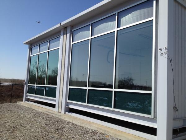 ArchE Lab Exterior© Purdue University
