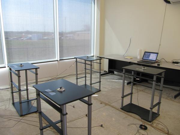 ArchE Lab Interior© Purdue University