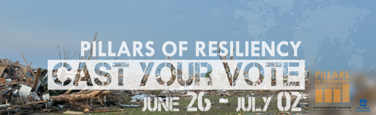 Cast Your Vote! Pillars of Resiliency